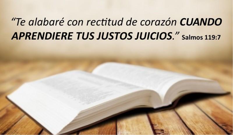 Salmos 119.7