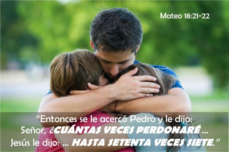 Mateo 18.21-22