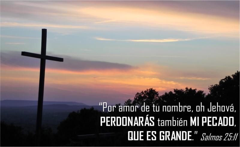 Salmos 25.11