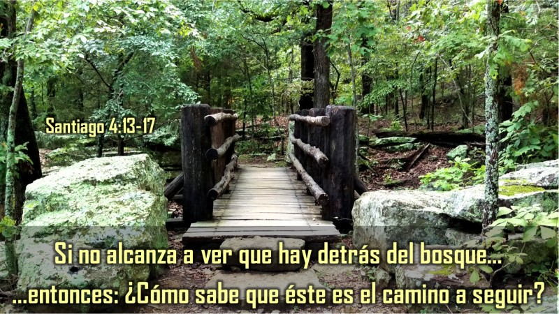 Santiago 4.13-17