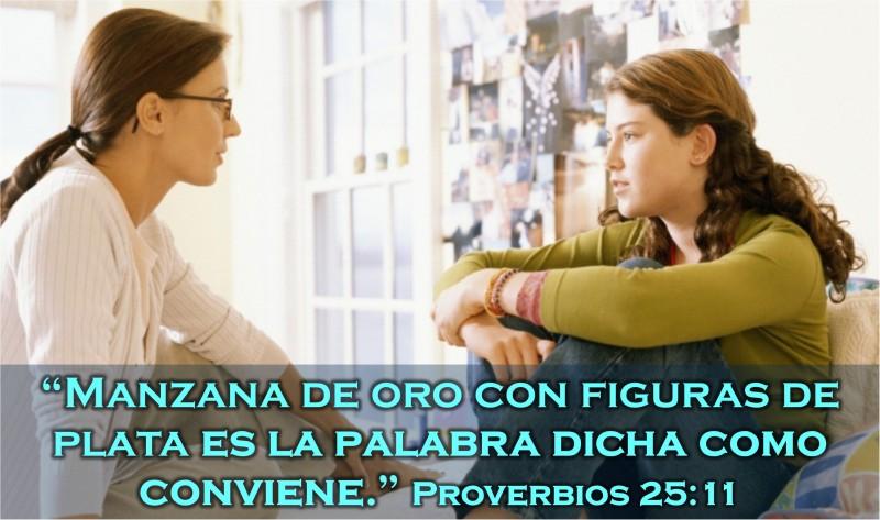 Proverbios 25.11