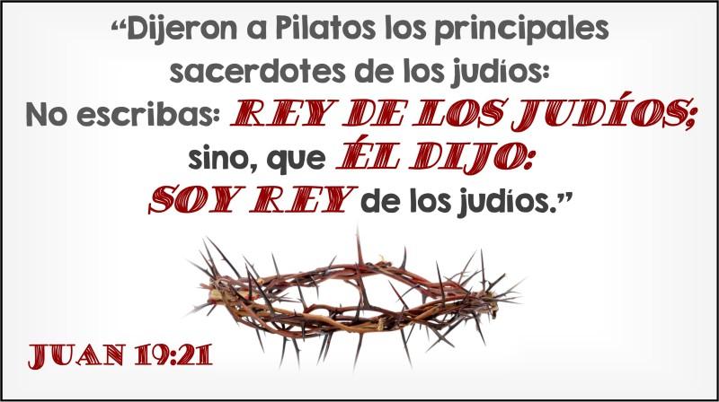 Juan 19.21