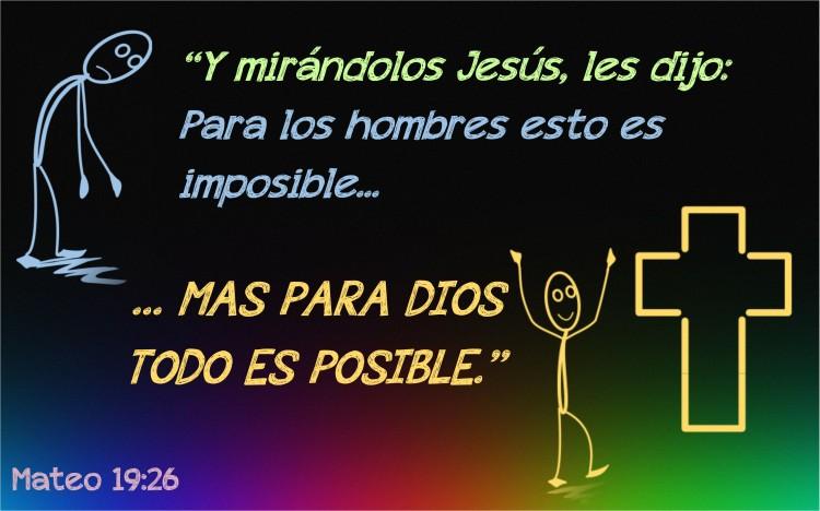 Mateo 19.26