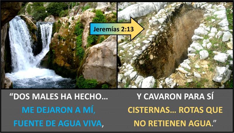 Jeremías 2.13