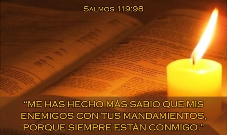 Salmos 119.98