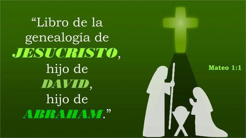 Mateo 1.1