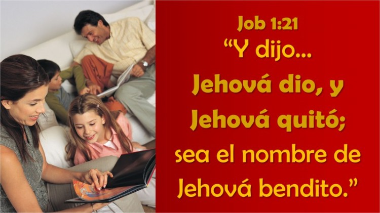 Job 1.21
