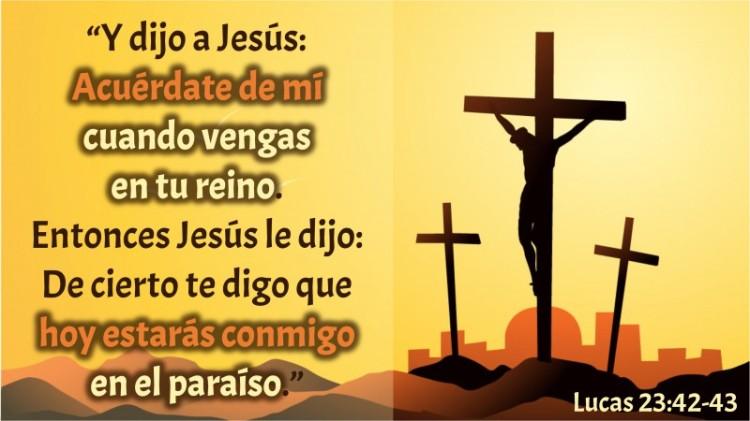 Lucas 23.42-43