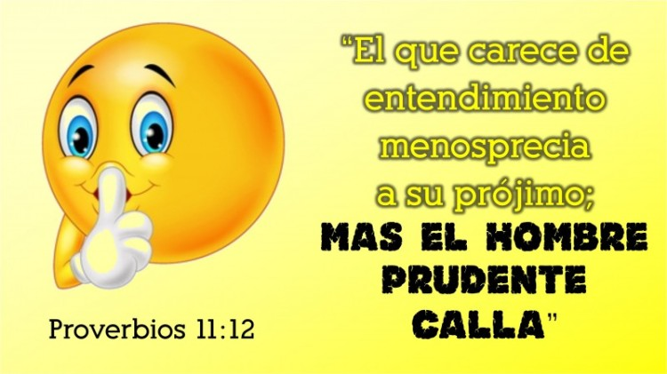 Proverbios 11.12