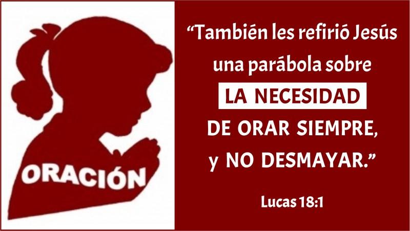 Lucas 18.1