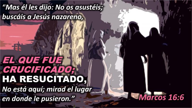 Marcos 16.6