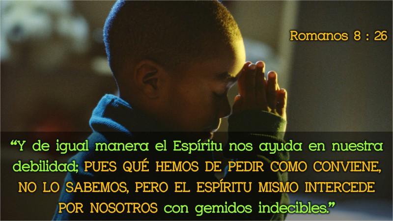 Romanos 8.26