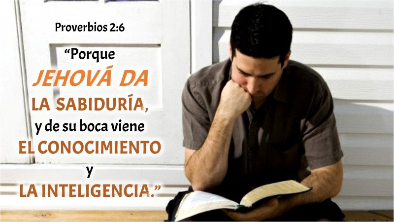 Proverbios 2.6
