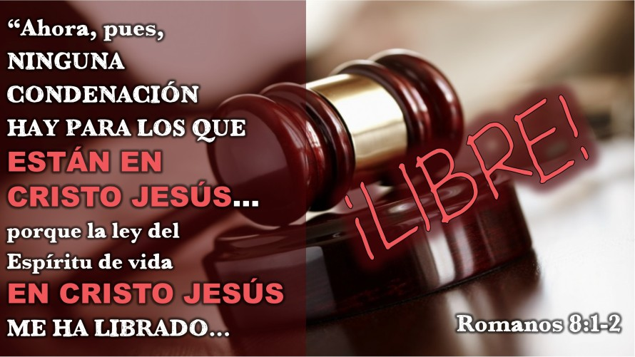 Romanos 8.1-2