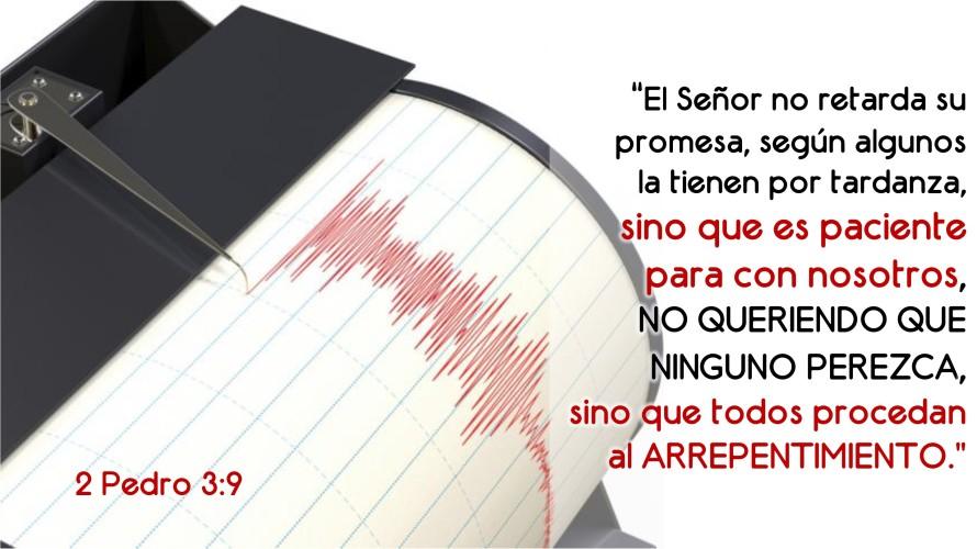 2 Pedro 3.9