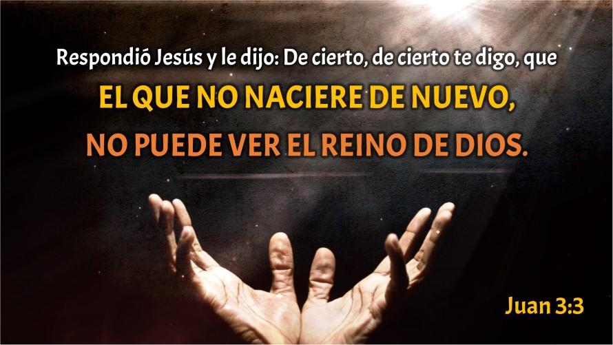 Juan 3.3