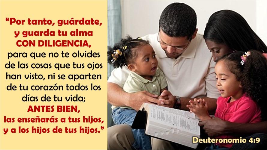 Deuteronomio 4.9