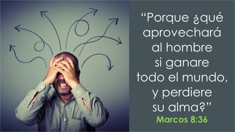 Marcos 8.36
