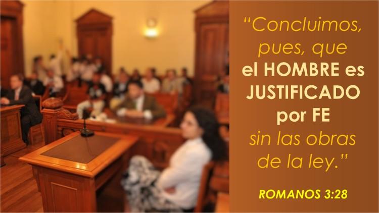 Romanos 3.28