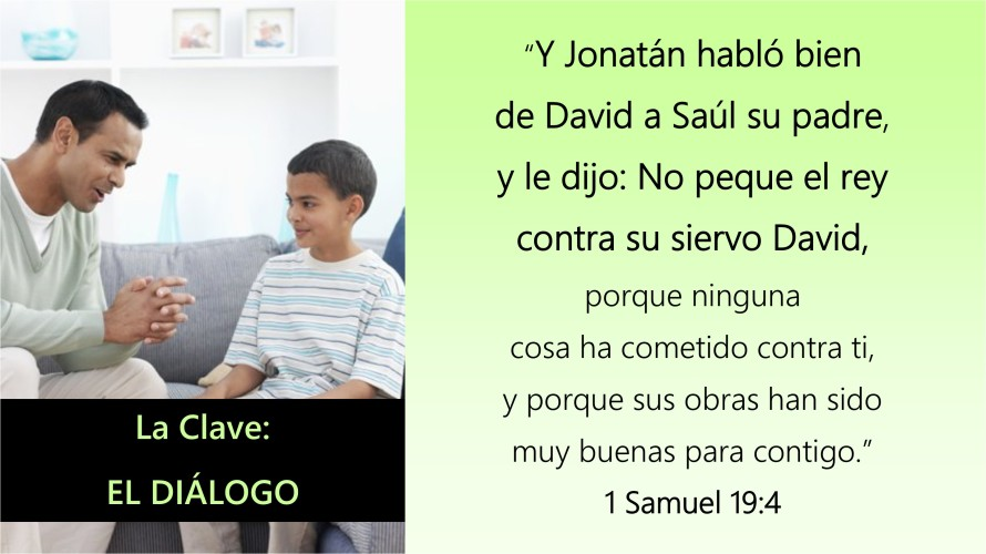 1 Samuel 19.4