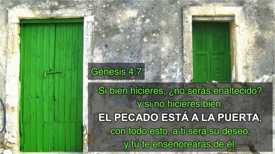 Génesis 4.7