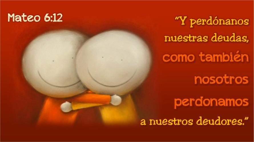Mateo 6.12