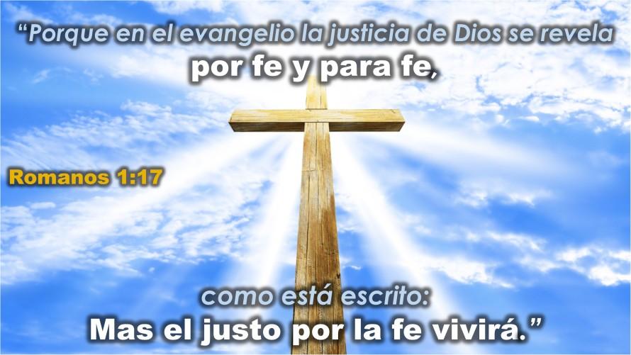 Romanos 1.17