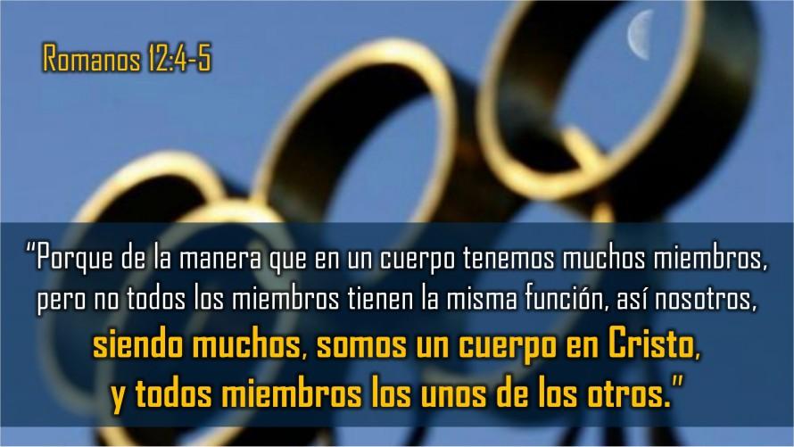 Romanos 12.4-5