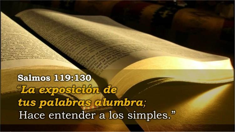 Salmos 119.130