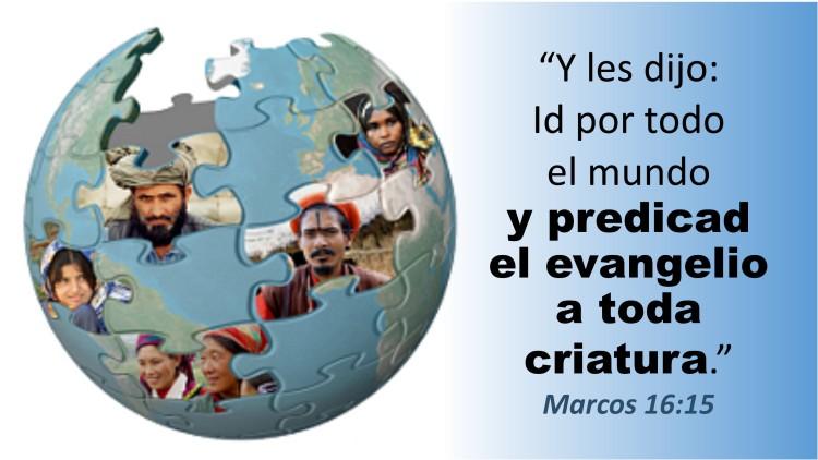 Marcos 16.15
