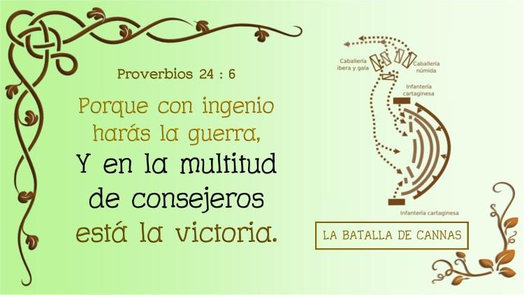 Proverbios 24.6