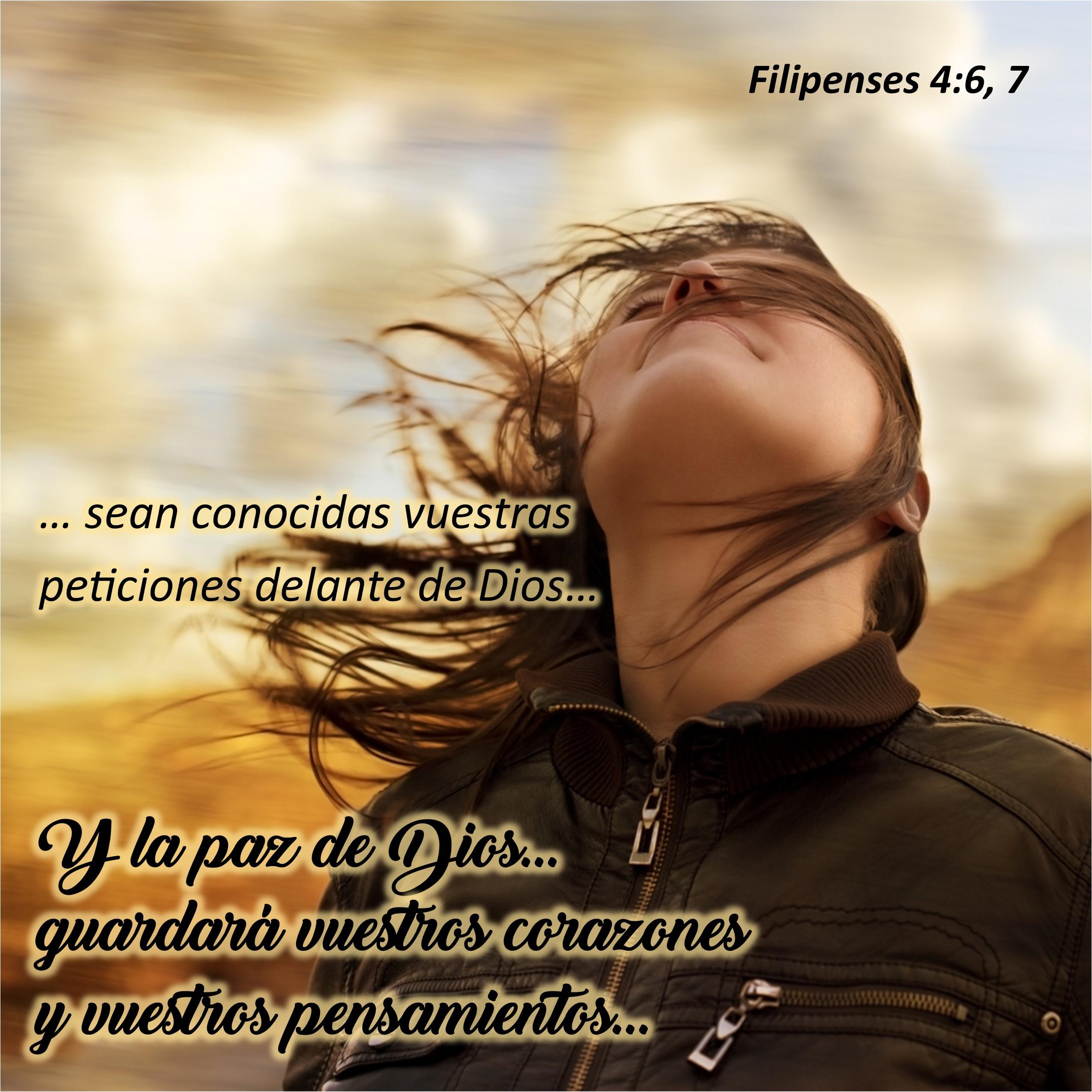Filipenses 4.6, 7 Anexo
