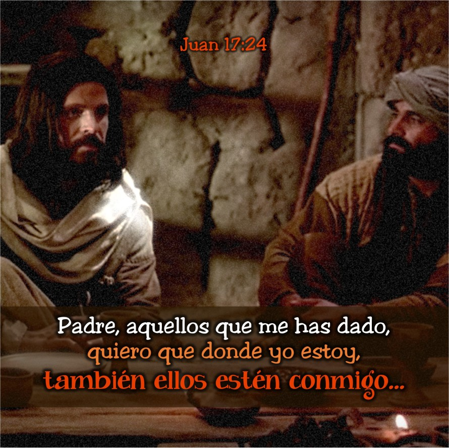 Juan 17.24 Anexo