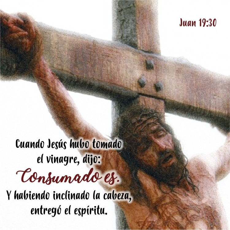 Juan 19.30 Anexo