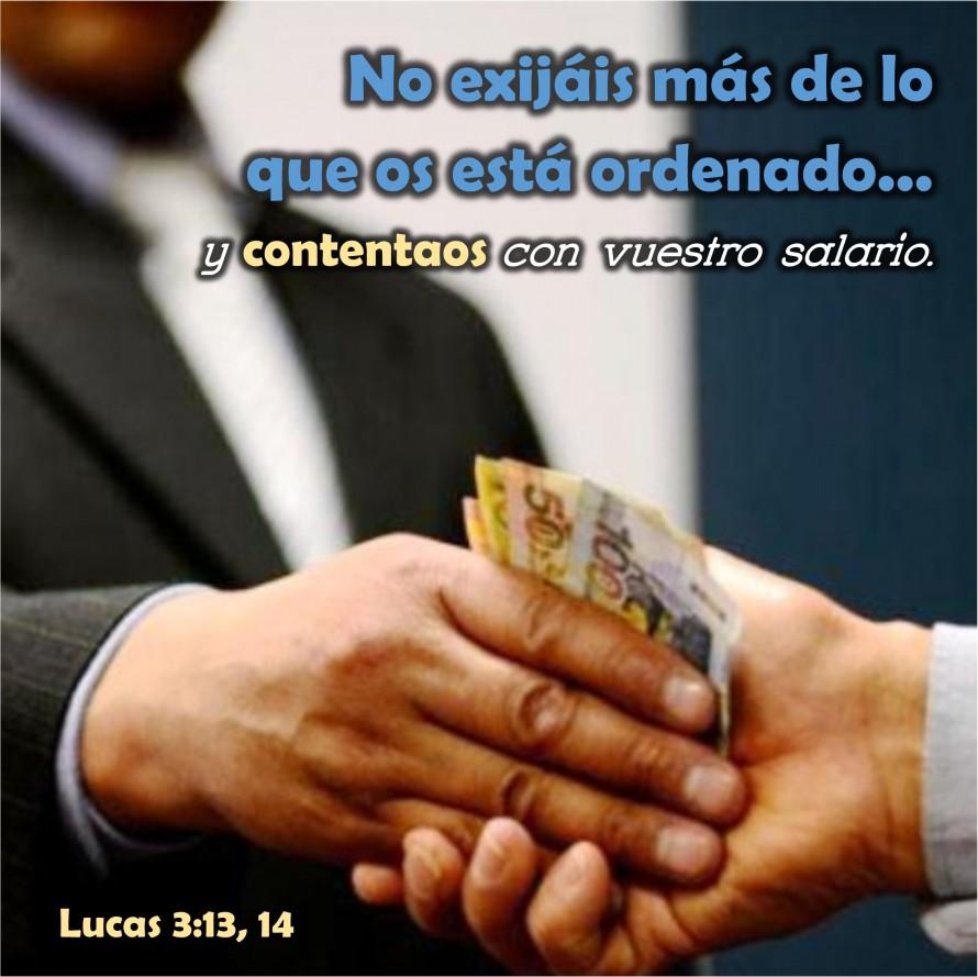 Lucas 3.13, 14 Anexo