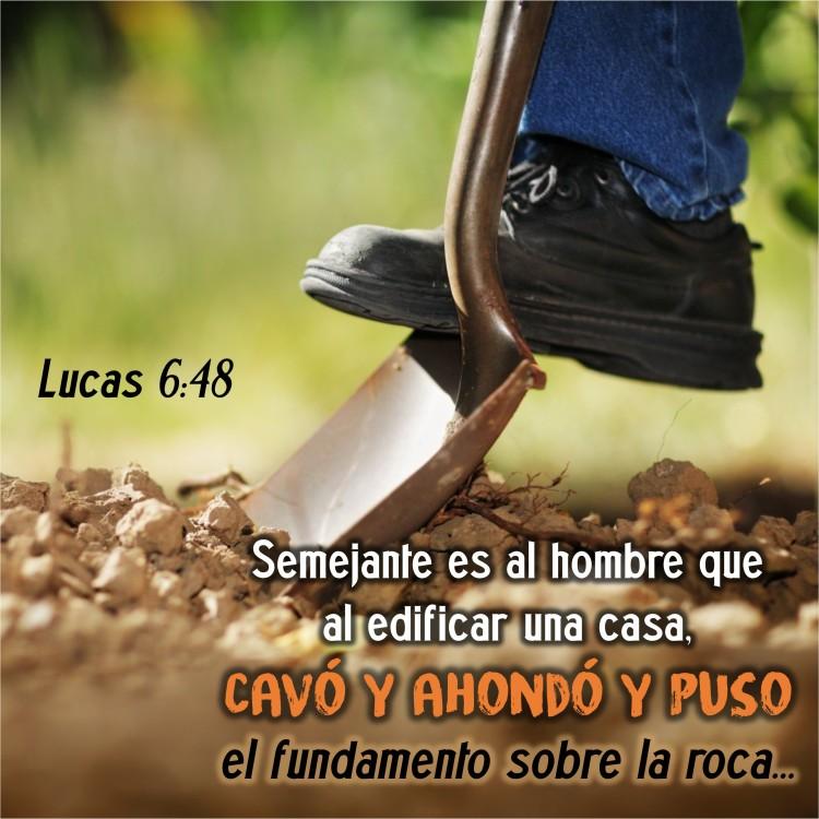 Lucas 6.48 Anexo
