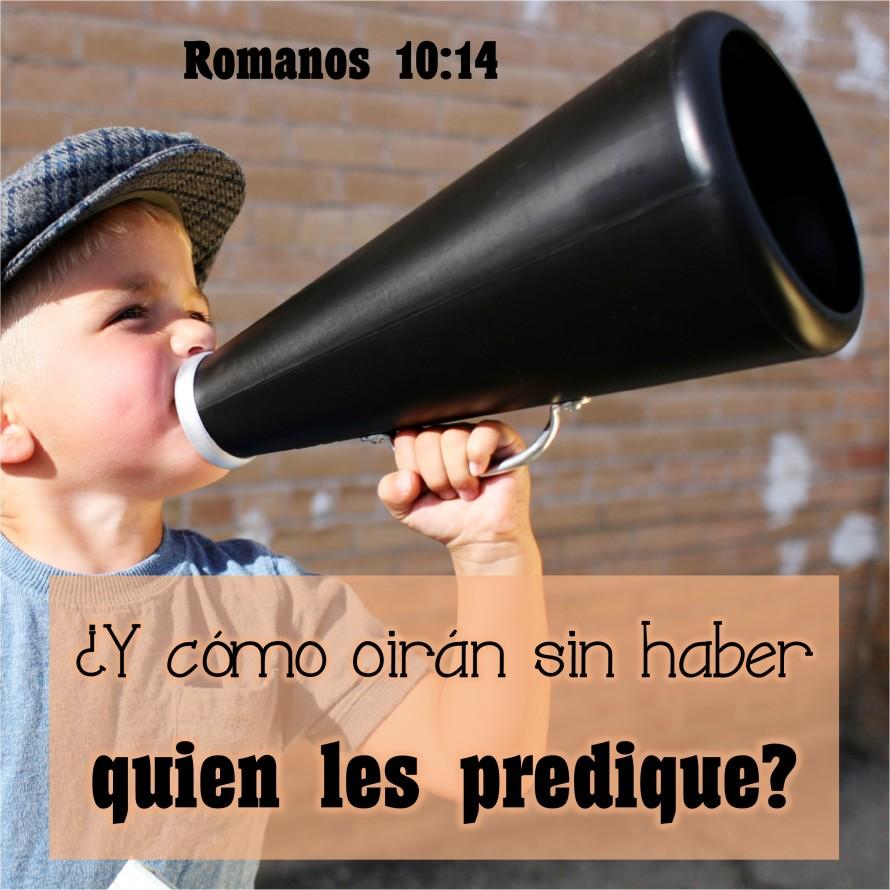 Romanos 10.14 Anexo