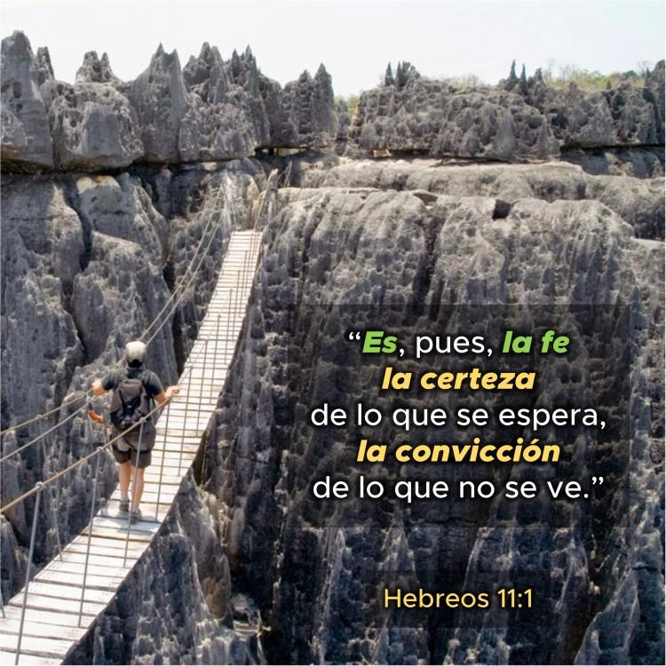 Hebreos 11.1 Anexo