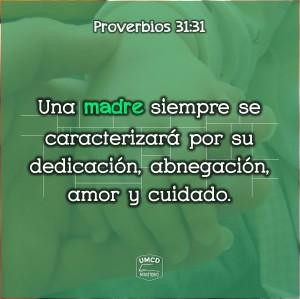 Proverbios 31.31 Color