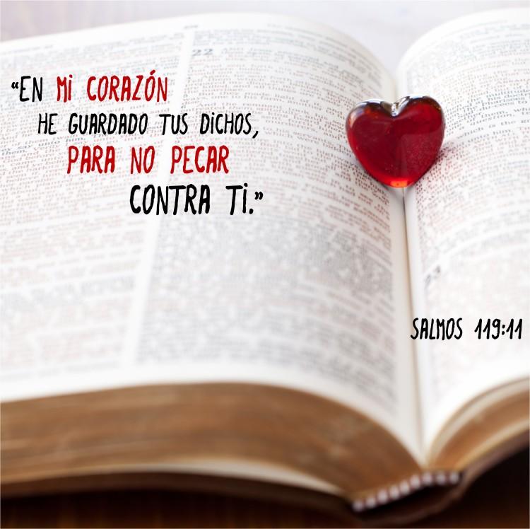Salmos 119.11 Anexo
