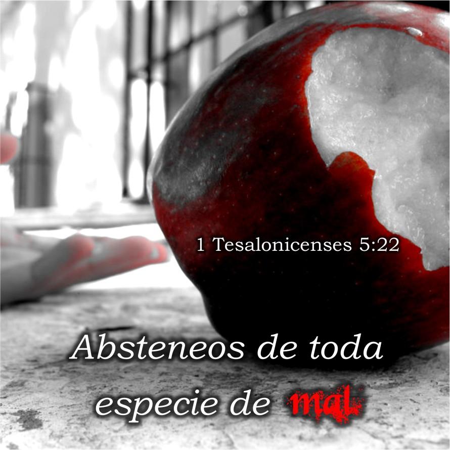 1 Tesalonicenses 5.22 Anexo