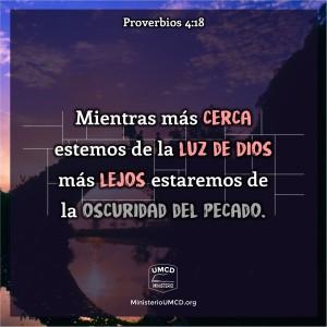 Proverbios 4.18 Color