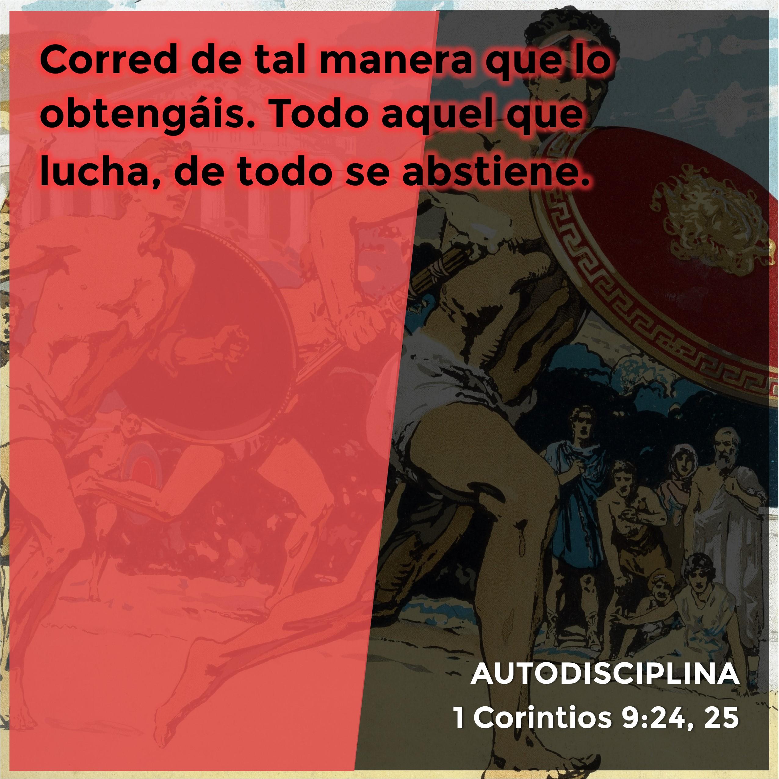 1 Corintios 9.24, 25 Anexo