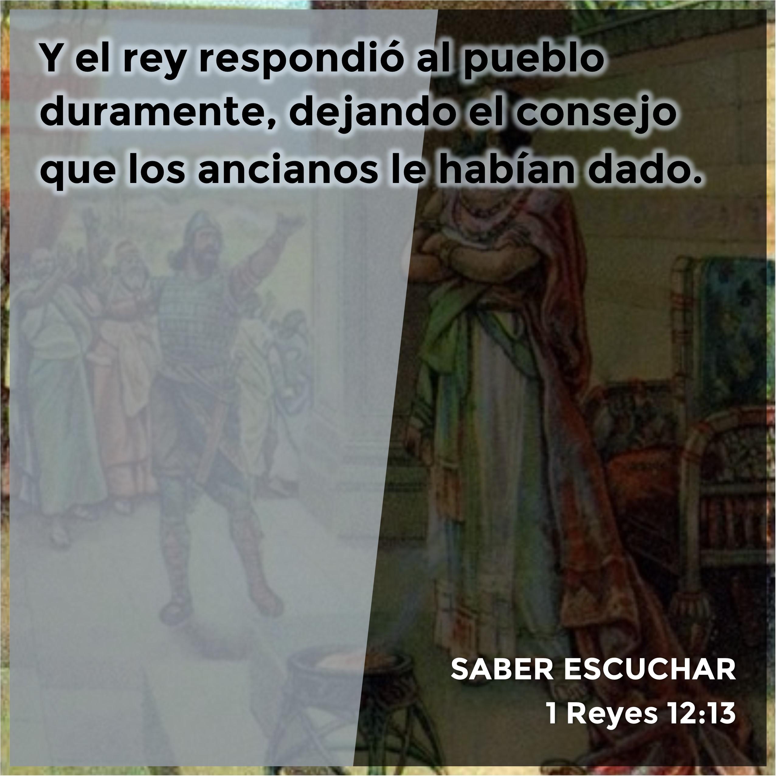 1 Reyes 12.13 Anexo