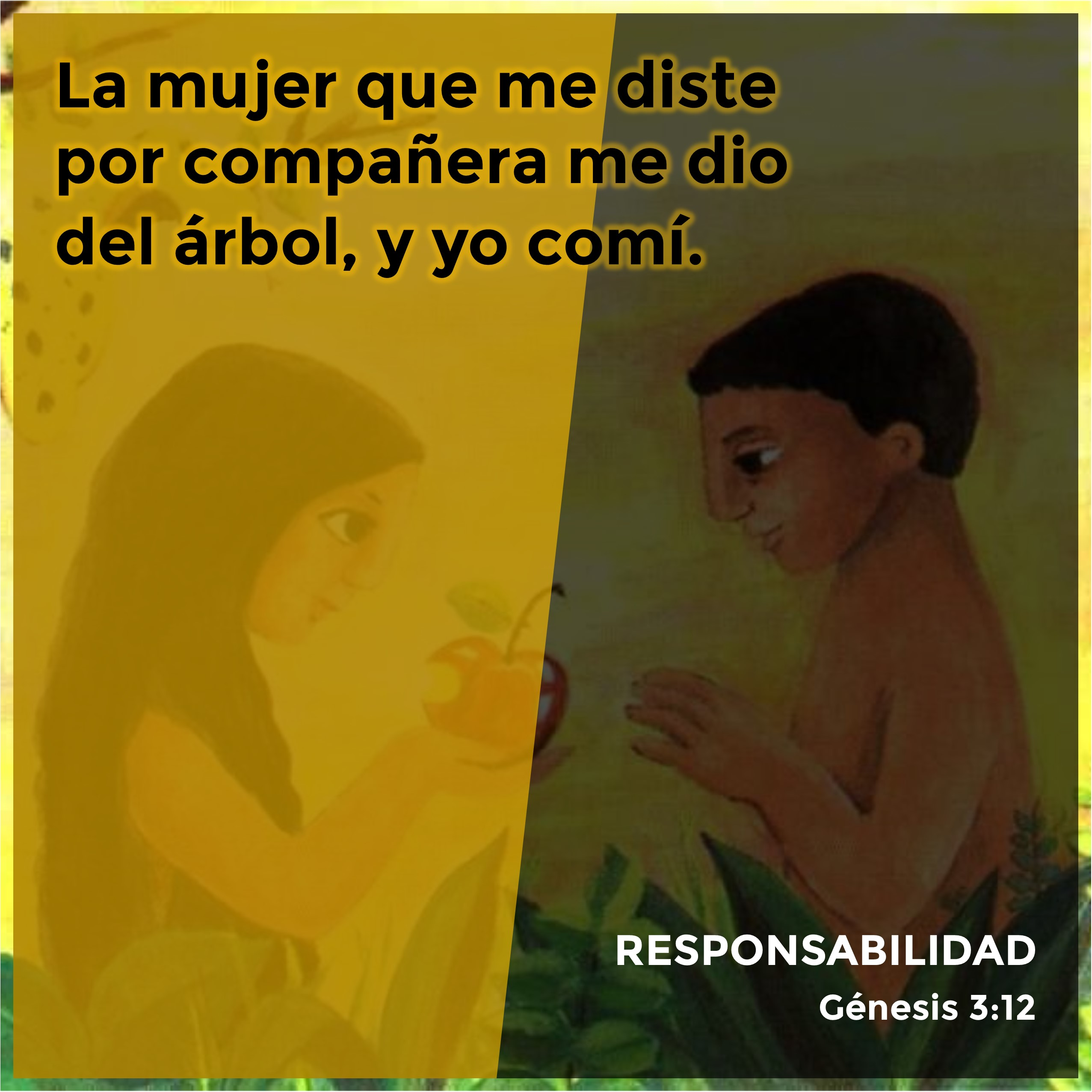 Génesis 3.12 Anexo
