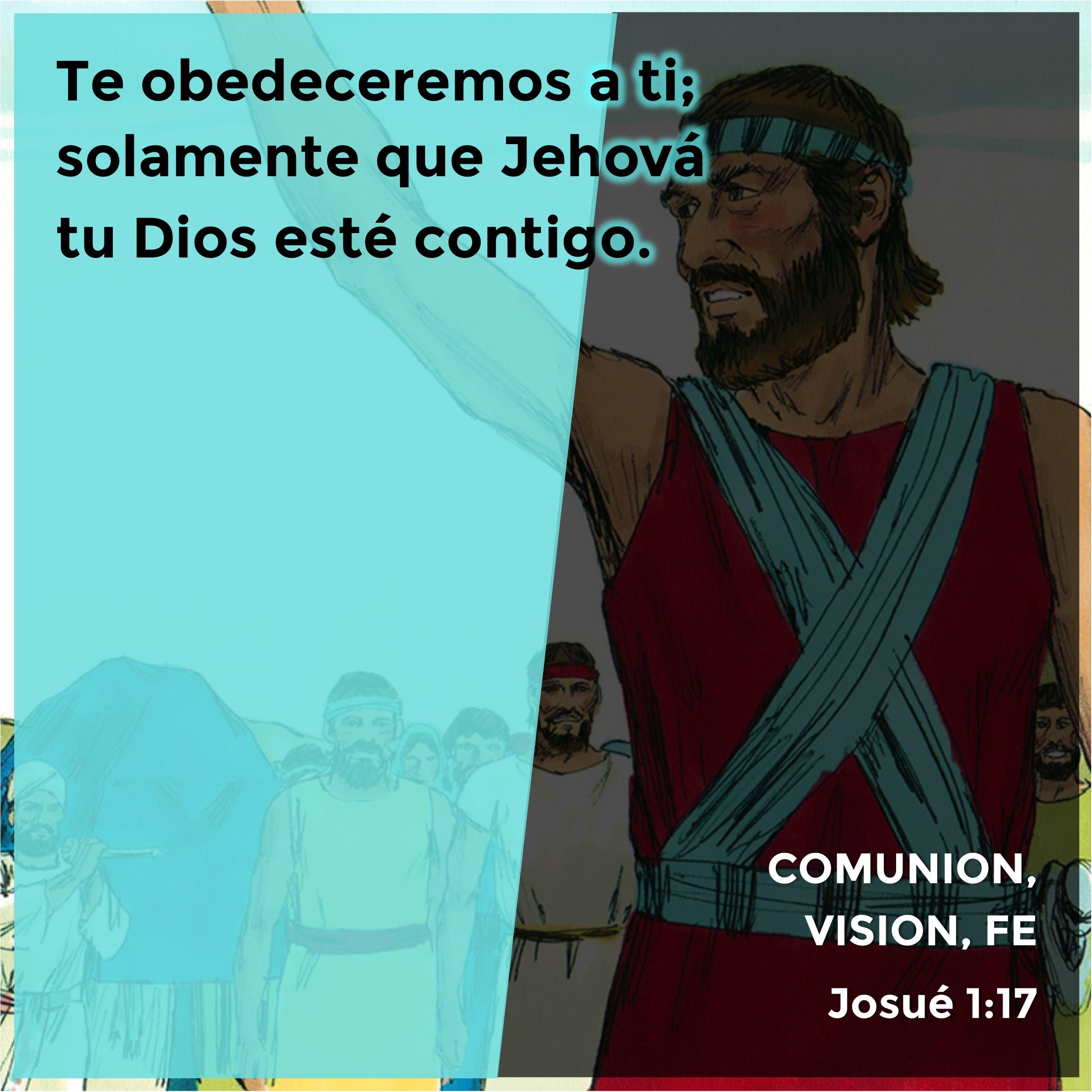 Josué 1.17 Anexo