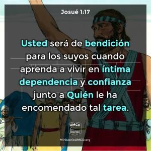 Josué 1.17 Color