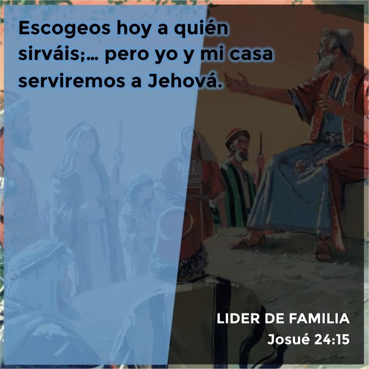 Josué 24.15 Anexo