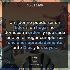 Josué 24.15 Color