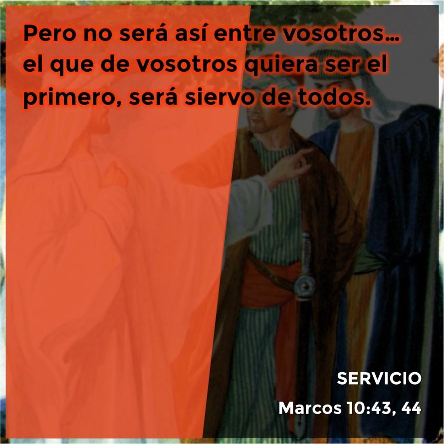 Principios para el Líder VII – SERVICIO – Ministerio UMCD